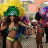 Brasilian Summer Beach Party i.v.m. 10-jarig bestaan was groot succes.