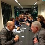"""""""Zakelijk flirten"""" met de VBM-Businessclub in het Haags Ondernemershuis"""