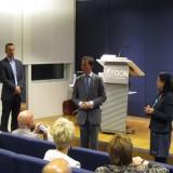 VBM bijeenkomst i.c.m. Lancyr Hoogenraad bij AEGON