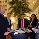 Nieuwjaarsreceptie VBM-Businessclub in het Stadhuis
