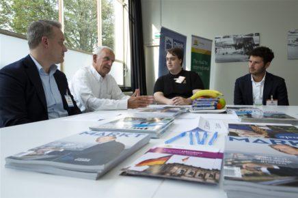 Den Haag en zakendoen in Duitsland - Foto door Henriette Guest