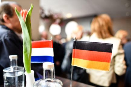 Den Haag en zakendoen in Duitsland - Foto door Uwe Weber